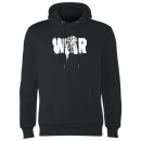 Sweat à Capuche Homme Avengers Infinity War ( Marvel) War Fist - Noir