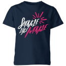 Sparkle Like Markle Kids T-Shirt - Navy