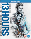 13 Hours: The Secret Soldiers of Benghazi - Zavvi UK Exclusive Limited Edition Steelbook