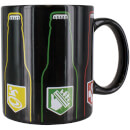 Tasse Thermosensible Epic Six Pack - Call of Duty