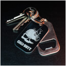 Call of Duty Dog Tag Bottle Opener