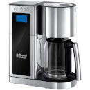 Russell Hobbs 23370 Elegance 1600W Coffee Maker - Polished Stainless Steel