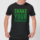 Shake Your Shamrocks T-Shirt - Black