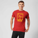 Fe Man T-Shirt - Red