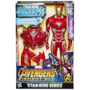 Hasbro Marvel Avengers Infinity War Titan Heroes Power FX Iron Man Action Figure