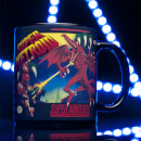 Super Metroid Heat Change Mug