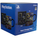 Tasse Thermosensible Playstation