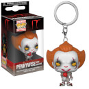 Porte-Clef Pocket Pop! Ça - Pennywise le Clown avec Ballon