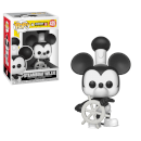 Figura Funko Pop! Mickey El botero Willie - Disney Mickey Mouse 90.° Aniversario