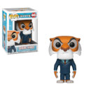 Disney TaleSpin Shere Khan Pop! Vinyl Figure