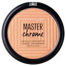 Maybelline Master Chrome Metal Highlighting Powder 100 Molten Gold 8g