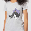 Disney The Little Mermaid Ursula Classic Women's T-Shirt - Grey