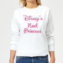Disney Princess Next Women's Sweatshirt - White