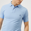 Polo Ralph Lauren Men's Slim Fit Polo Shirt - Blue