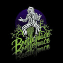 Beetlejuice Faded T-Shirt - Schwarz
