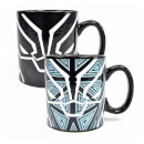 Black Panther Heat Changing Mug
