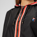 P.E Nation Women's The Steeple Chase Jacket - Black/Print