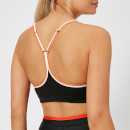 P.E Nation Women's The Chariot Crop Bra - Black