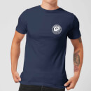 T-Shirt Homme Wave Native Shore - Bleu Marine