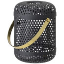Bloomingville Metal Lantern - Black