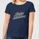 Illegitimi Women's T-Shirt - Navy