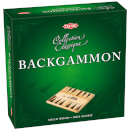 Backgammon in Cardboard Box