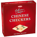 Chinese Checker in Cardboard Box