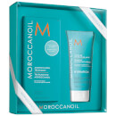Moroccanoil Treatment 125ml with Intense Hydrating Mask 75ml (Worth £42.80)