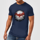 DC Comics Batman Logo Wall T-Shirt - Navy