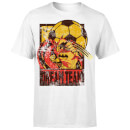 T-Shirt Homme Batman DC Comics - Dream Team Punch - Blanc