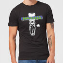 Camiseta DC Comics Batman Joker The Greatest Stories - Hombre - Negro