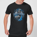 DC Comics Batman DK Knight Shield T-Shirt - Black