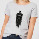 DC Comics Batman Brushed Women's T-Shirt - Grey