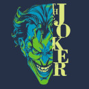 DC Comics Batman Split Joker Stare Women's T-Shirt - Navy