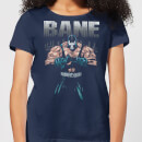 DC Comics Batman Bane Women's T-Shirt - Navy