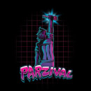 Ready Player One Parzival Key Women's T-Shirt - Black