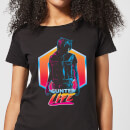 Camiseta Ready Player One Gunter Life - Mujer - Negro