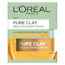 L'Oréal Paris Clay Yellow Mask Brightening