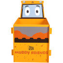 Kidsaw JCB Muddy Friends Toybox