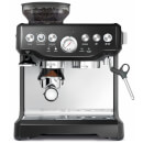 Sage BES875BKS the Barista Express Coffee Machine - Black Sesame