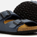Birkenstock Kids' Roma Slim Fit Double Strap Sandals - Navy