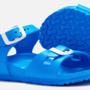 Birkenstock Kids' Rio EVA Double Strap Sandals - Scuba Blue