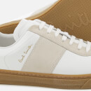 Paul Smith Men's Levon Leather Cupsole Trainers - White