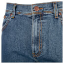 Wrangler Men's Texas Original Regular Straight Leg Jeans - Stonewash
