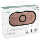 AV: Link Portable 4.2 Bluetooth Speaker - Rose Gold