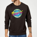 Sweat Homme Ready Player One - Team Parzival - Noir