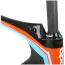 Moda Interval Carbom Tri/Time Trial Frameset - Orange/Black/White