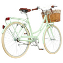 "Ryedale Harper Ladies 26"" Wheel Single Speed Traditional Bike Peppermint"