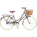 "Ryedale Harper Ladies 26"" Wheel Single Speed Traditional Bike Blackcurrant"