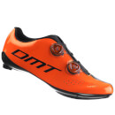 DMT R1 Cycling Shoes - Orange Fluro/Black